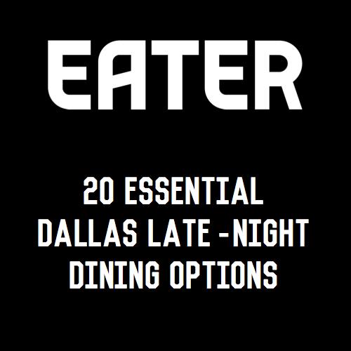 Eater Dallas