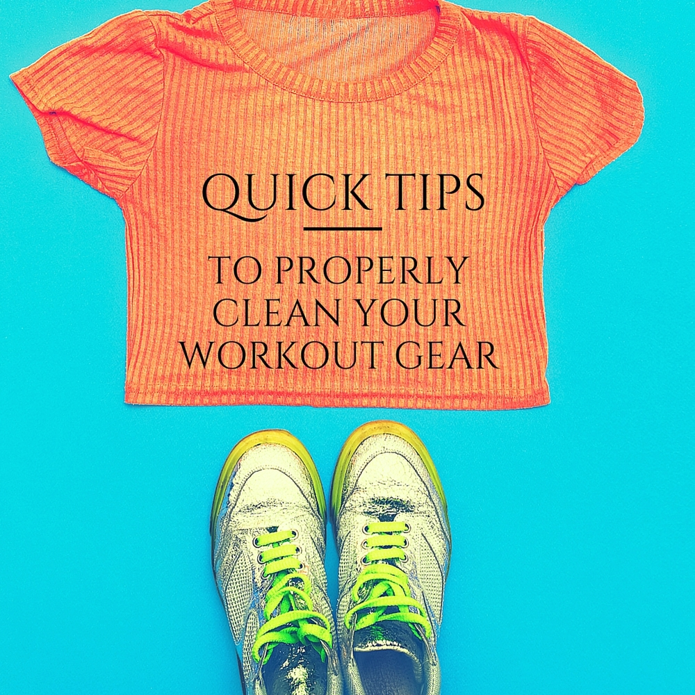 CleaningYourFitnessGear