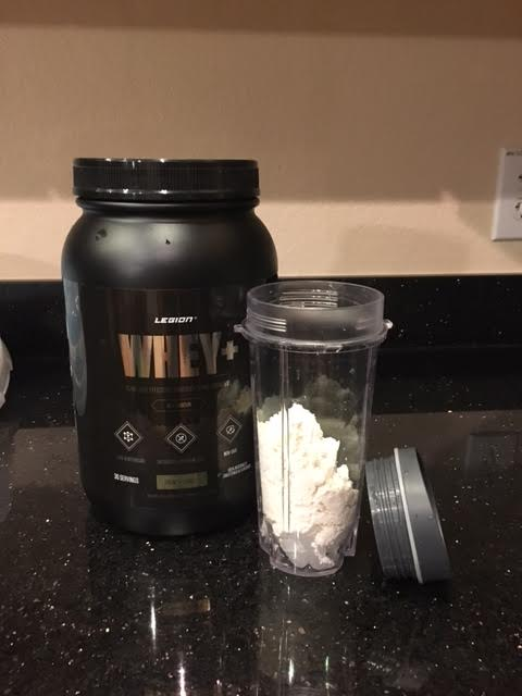 French Vanilla Whey+ Protein Powder: Use this link to get 10% off