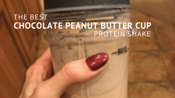 Reese's_peanut_butter_cup_Protein_shake