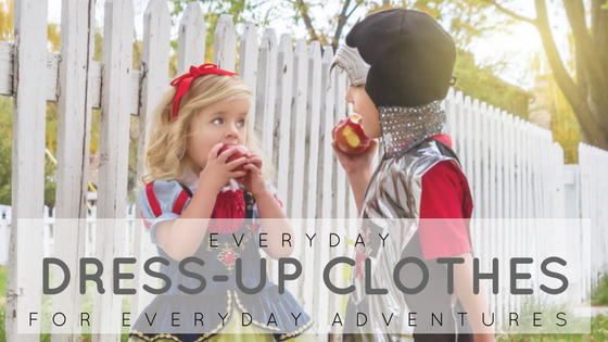 Little Adventures®   -  Everyday dress-up clothes for everyday adventures.