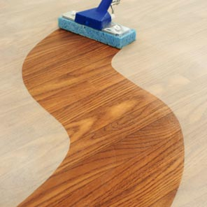 Wood Floors  – Cleaning & Polishing