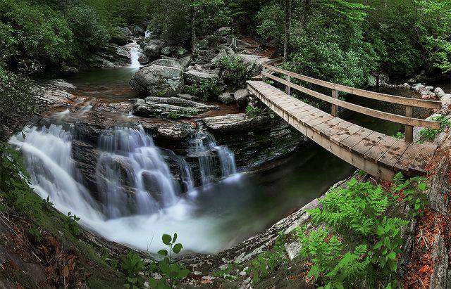 July 22: Skinny Dip Falls (moderate)