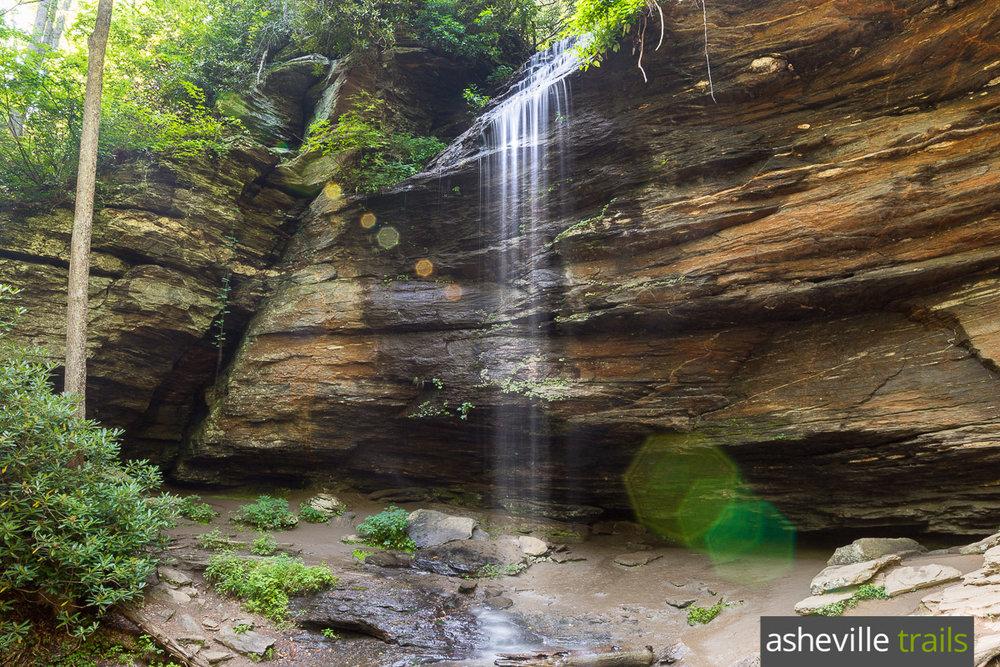 June 3: Moore Cove Falls (easy)