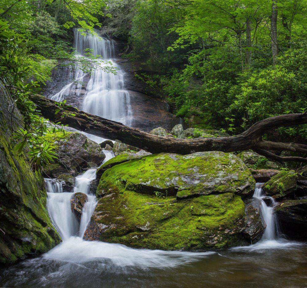 July 16: Dill Falls (moderate)