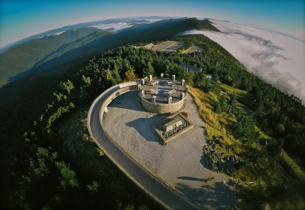 July 2: Mt. Mitchell (easy)