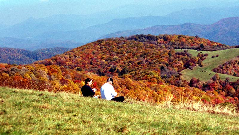 October 15: Max Patch (moderate)