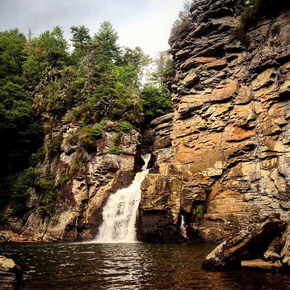 June 24: Linville Gorge (hard)