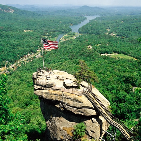 October 7: Chimney Rock (moderate)