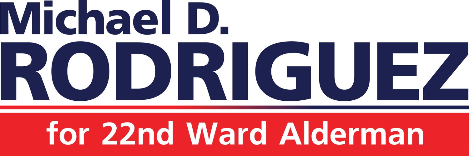 Mike Rodriguez for 22nd Ward Committeeman
