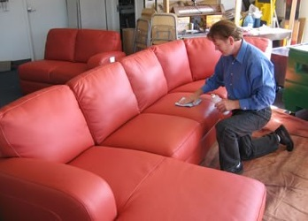 We Offer A Full Range Of In Home Leather Repair And Restoration Services In  The Portland And Vancouver Metro Areas.
