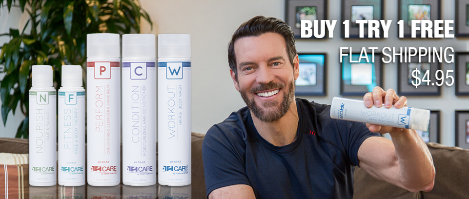 Try TH Care By Tony Horton For FREE Today On Us