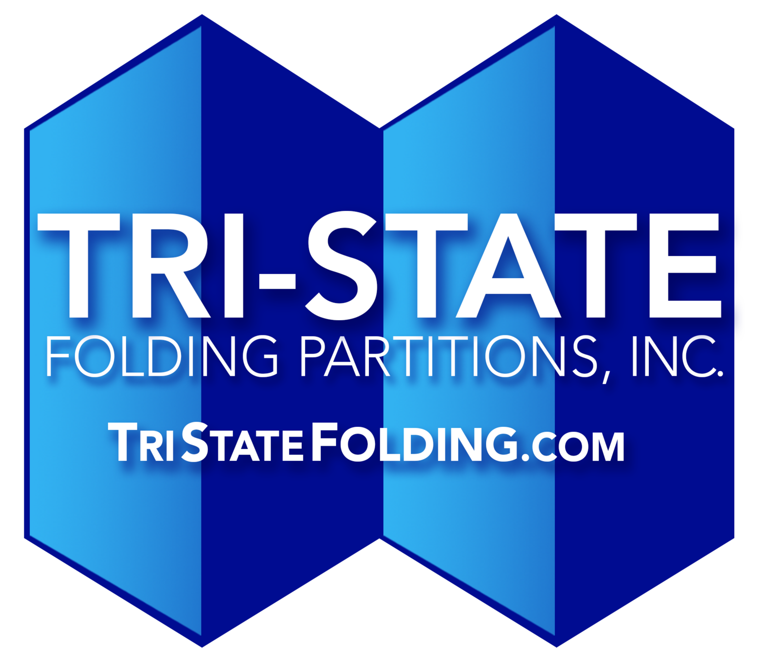 Tri-State Folding Partitions