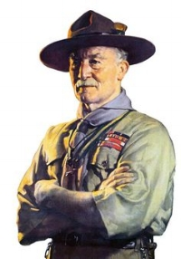 """... Be Prepared for what? Why, Any old thing.""  ~ Baden-Powell"