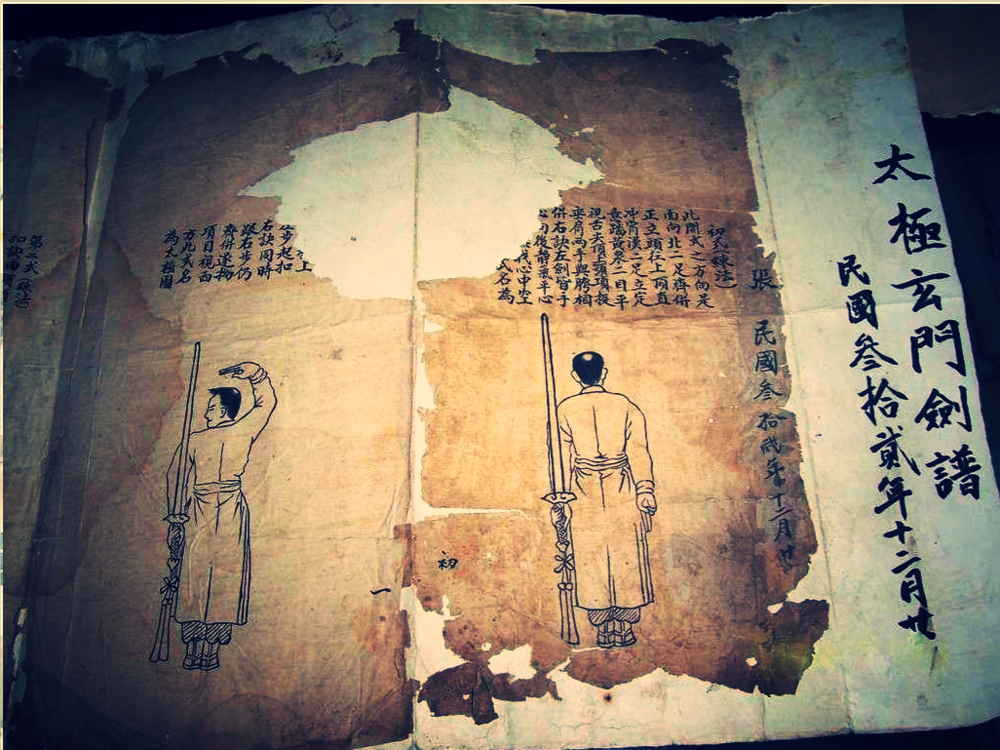 Republican-era copy of an ancient Xuanmenjian manual