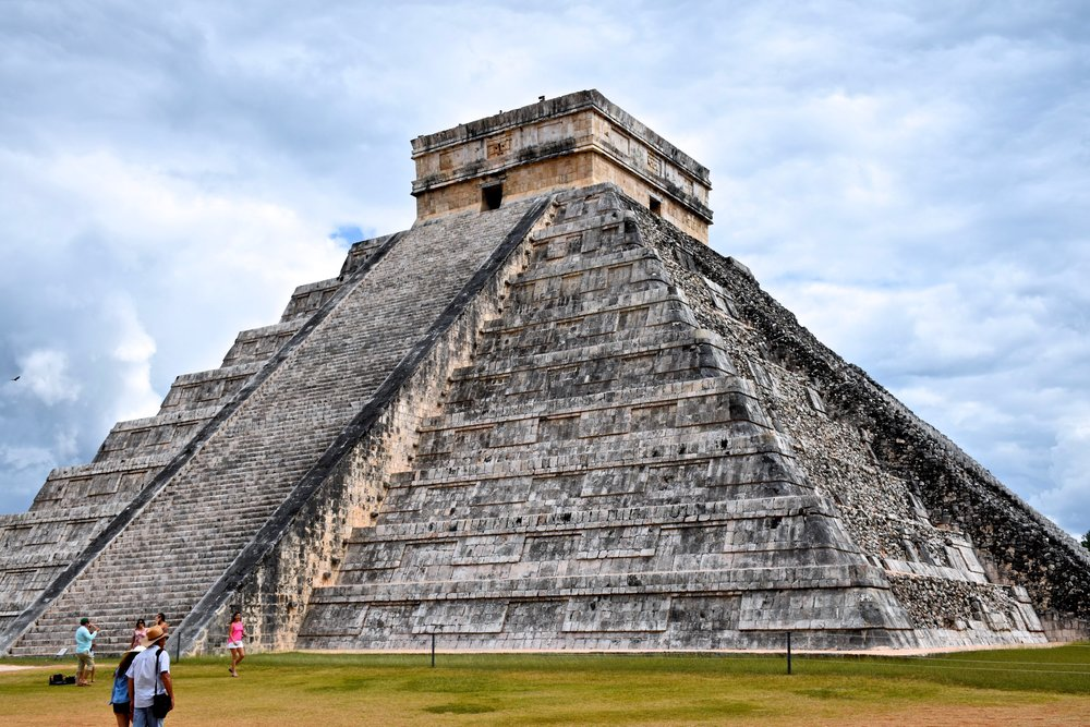 Chichen-Itza, Mexico