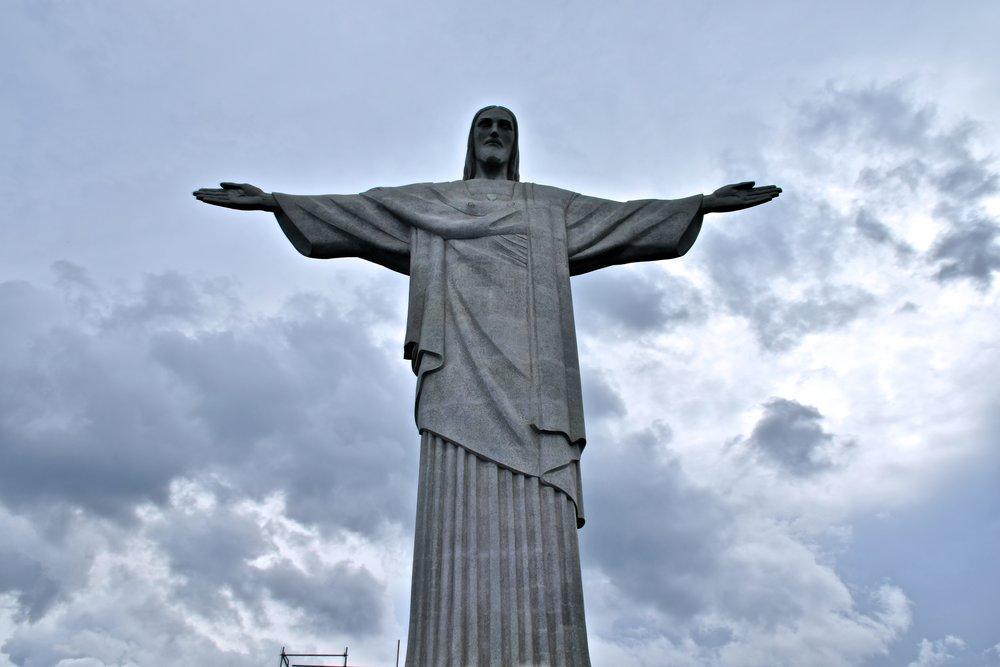 Cristo Redentor Statue, Rio de Janeiro, Brazil