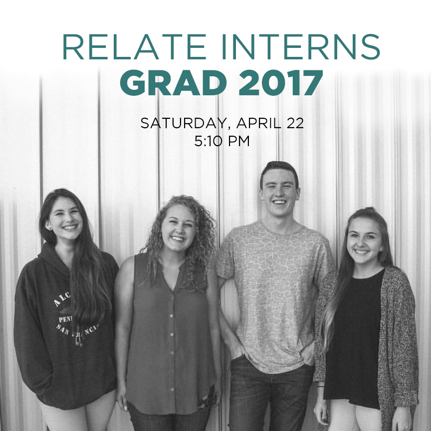 RELATE INTERNS 2016 / 2017