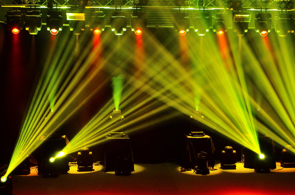 For more information how we can help making your show a memorable occasion and also downloading our lighting hire catalogue featuring latest offers and
