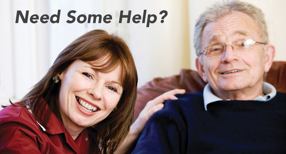 Need Some Help? Home Care for Seniors - At Your Service