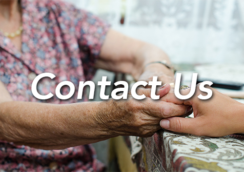 Holding Hands - Contact Us - At Your Service