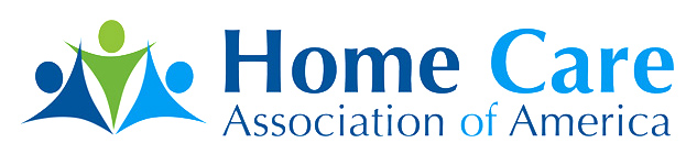 Home Care Association of America logo - At Your Service