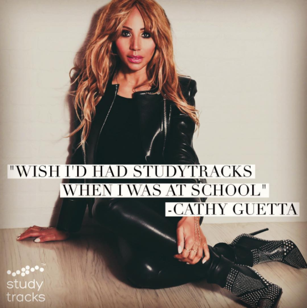 Cathy Guetta Instagram Image