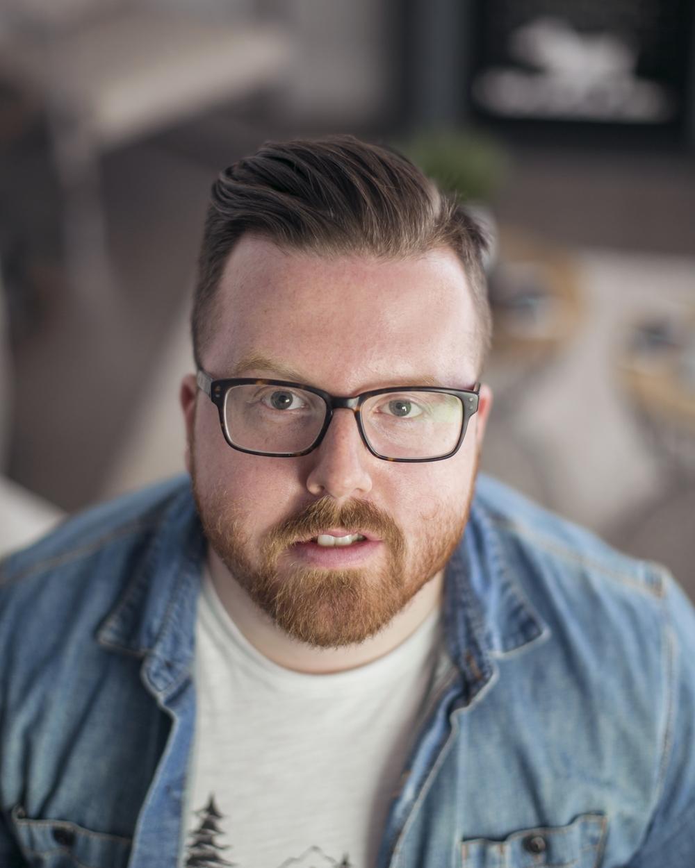 Joel MacDonald