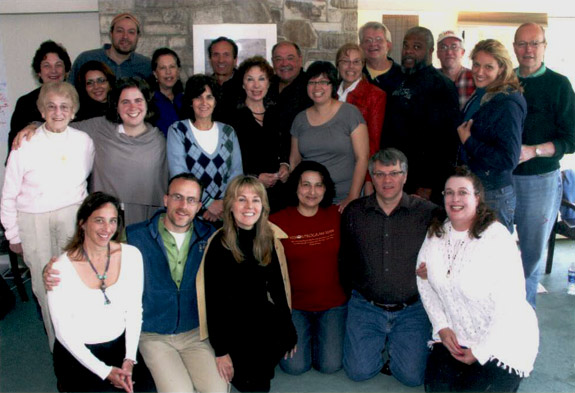 A recent Abrahamic Reunion held at Esalen