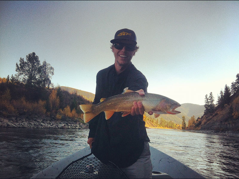 Jackson Hole Guided Fly Fishing