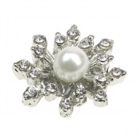 Poppet Pearl Silver