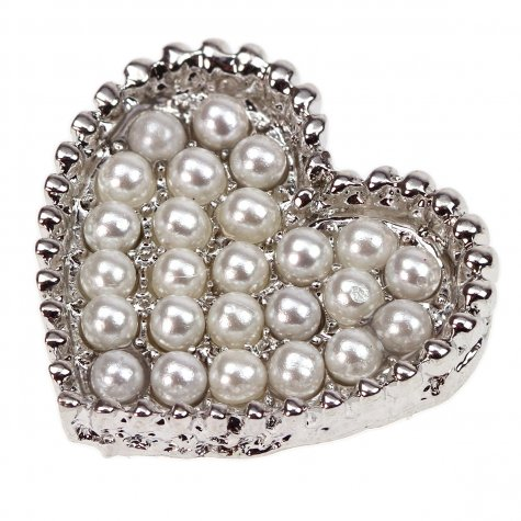 Silver Oribella Pearl