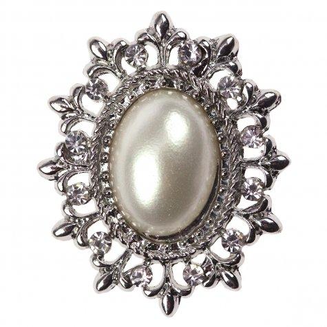 Silver Toresso Small