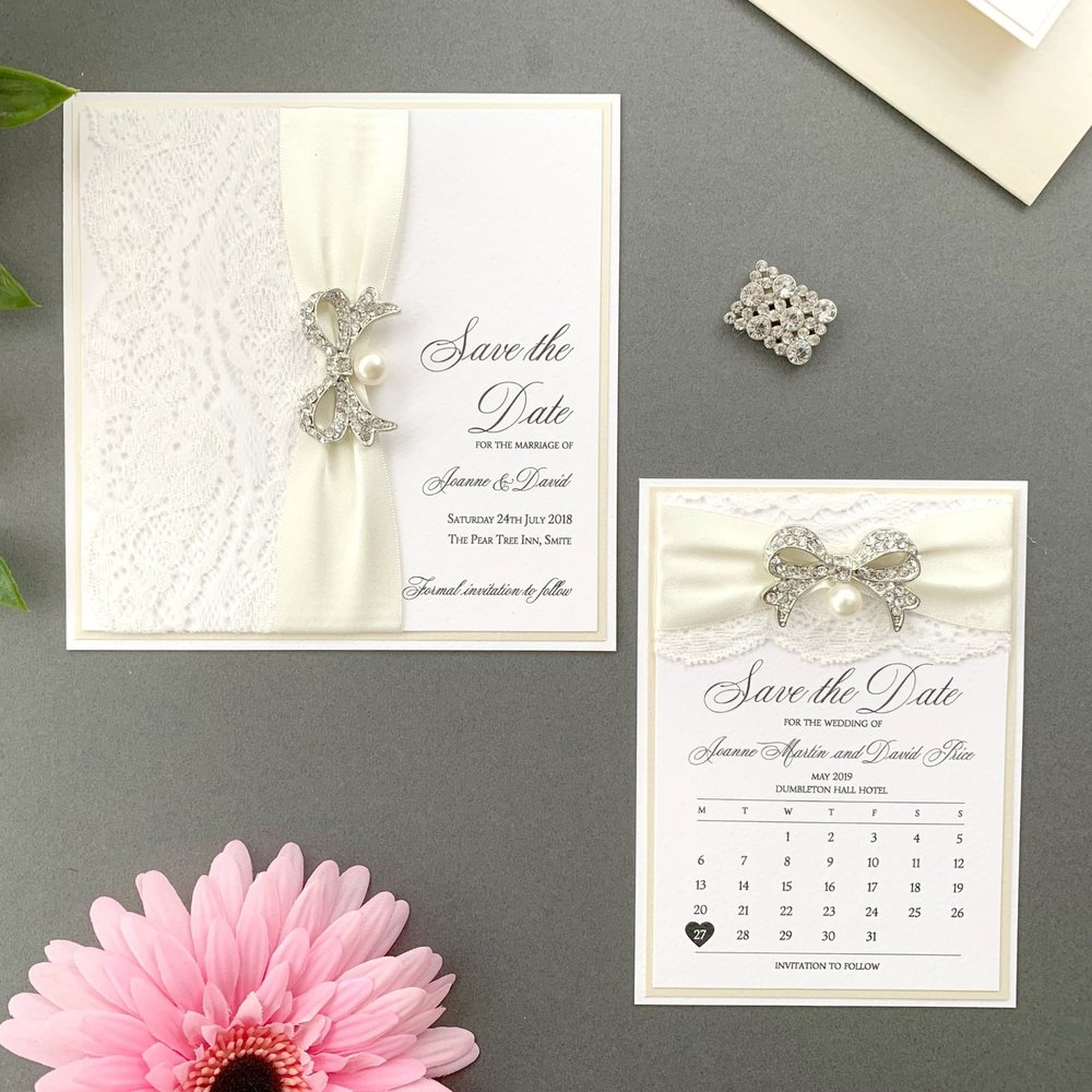 Gaea Save The Date Card