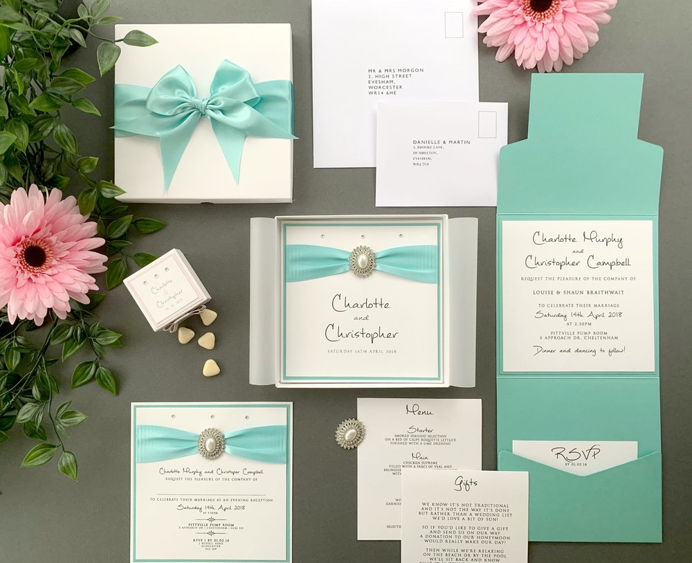 Athena Invitation Collection
