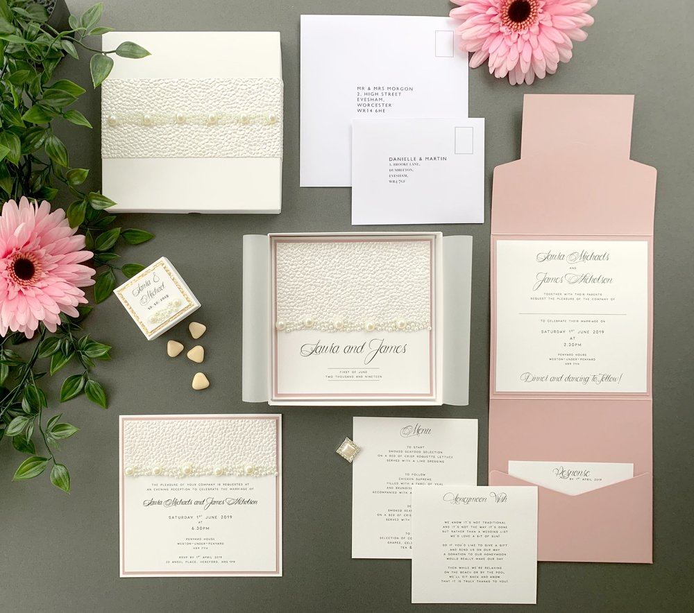 Calypso Invitation Collection