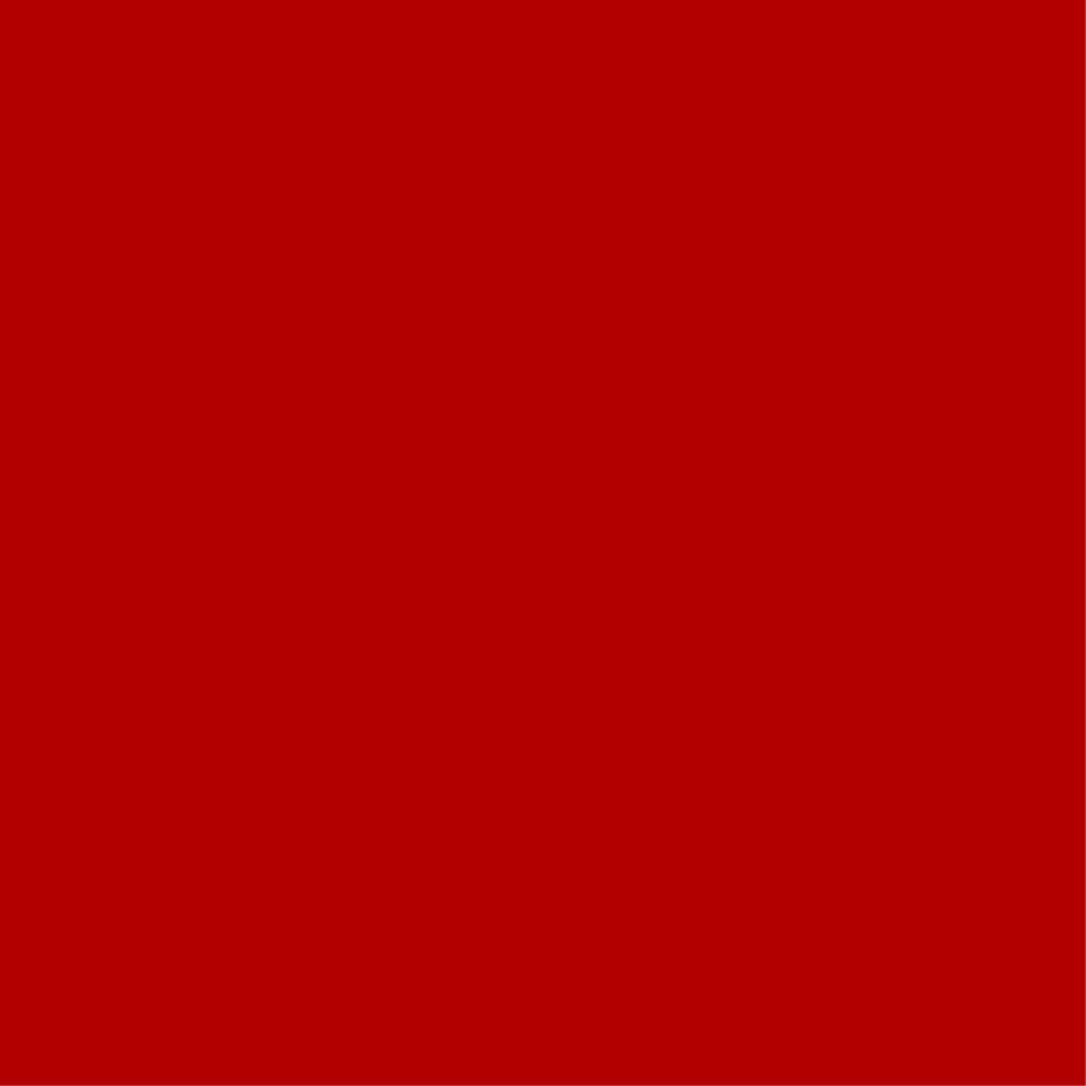 6. Bright Red