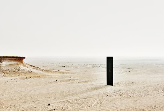 """East–West/ West–East"", Richard Serra"