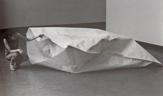 """Susumu Koshimizu, """" Paper"""",  1969"""