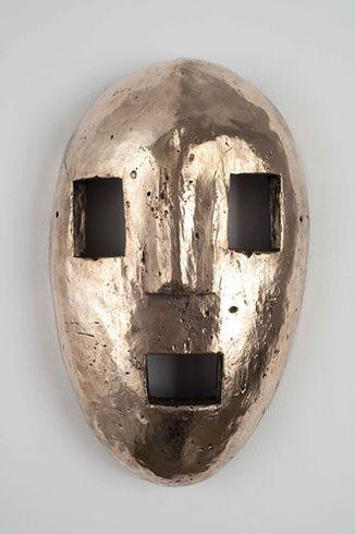 Sherrie Levine:  Lega Mask , 2010