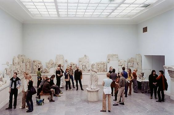 Thomas Struth, Pergamon Museum