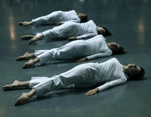 Trisha Brown: Group Primary Accumulation (1970)