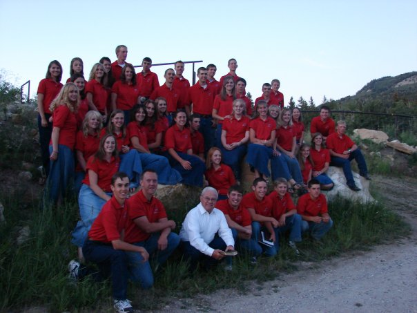 2007 Staff