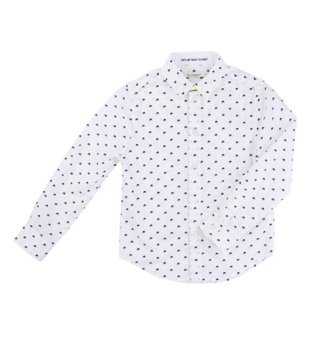 Billy Bandit Cotton Printed Shirt $79.00