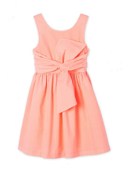 Country Road Child Bow Dress $64.90
