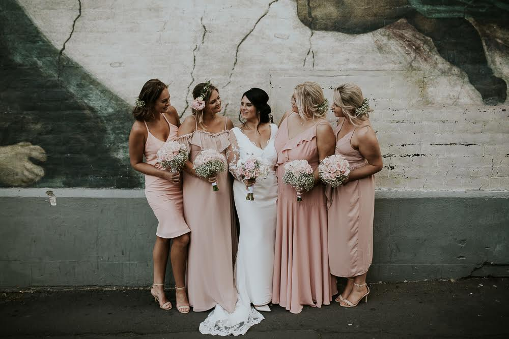 AMY AND LEITH love blooms feature