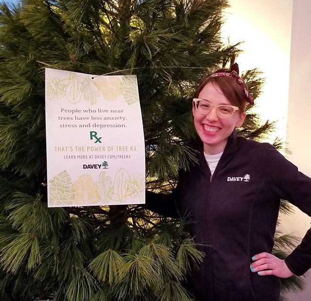 Talking 'bout the power of trees and how they make our mind and bodies feel better. Stop by the charging station at #blogher18 and say hi! #treerx #blogher18health