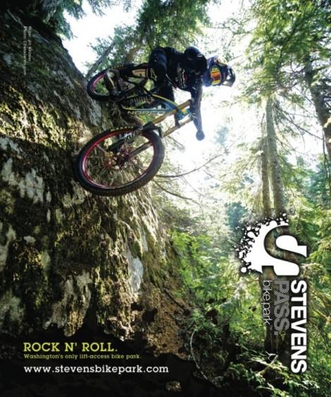 Stevens Pass Bike Park Ad Jill Kintner