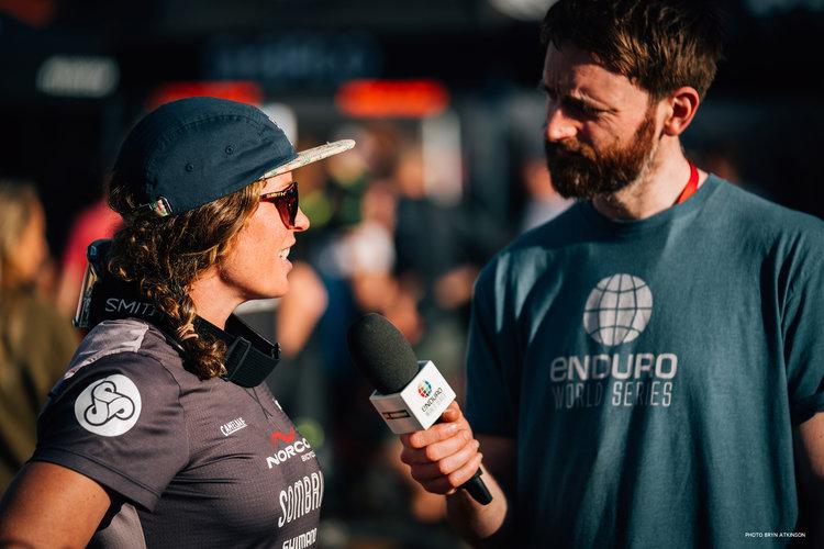 Блог компании Триал-Спорт: Norco: Джил Кинтнер вторая на этапе EWS в Тасмании