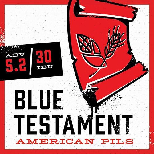 Blue Testament